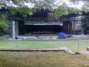 evans Amphitheatre