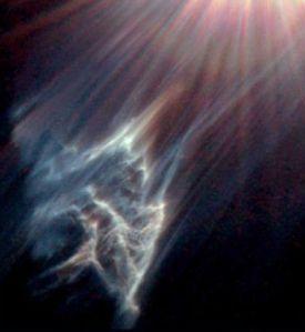 Barnard's Merope Nebula