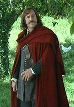 Depardieu as Cyrano de Bergerac