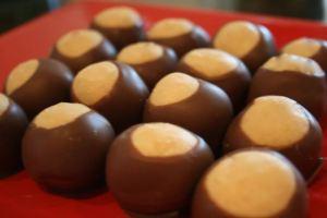 Buckeyes (the candy)